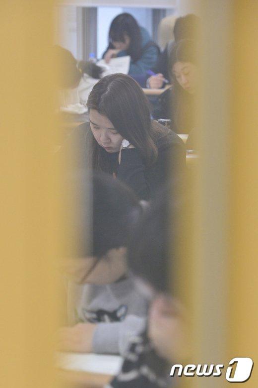 [사진]대학으로 가는 관문