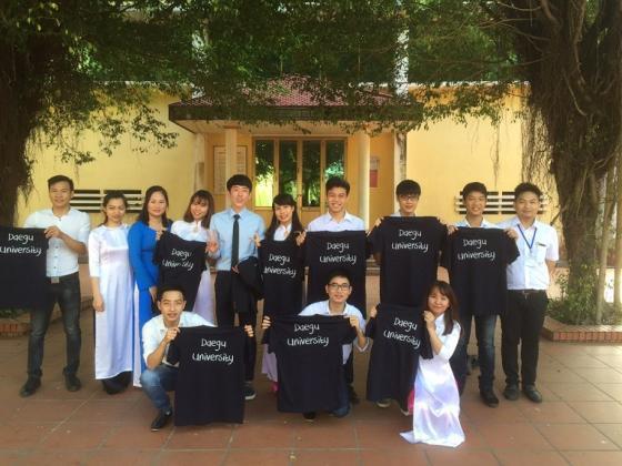 대구대, 베트남에 한국어교육센터 개소