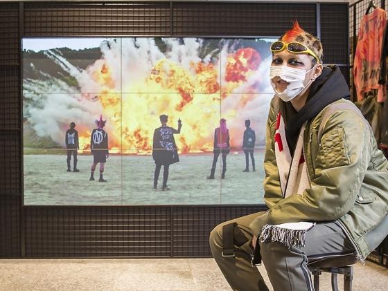 제11회 삼성패션디자인펀드(SFDF) 수상자로 선정된 박종우 디자이너 /사진제공=삼성물산 패션부문