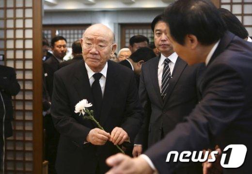 전두환 전 대통령. © News1