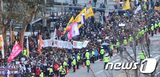 [사진]'국민의 목소리를 들어라'