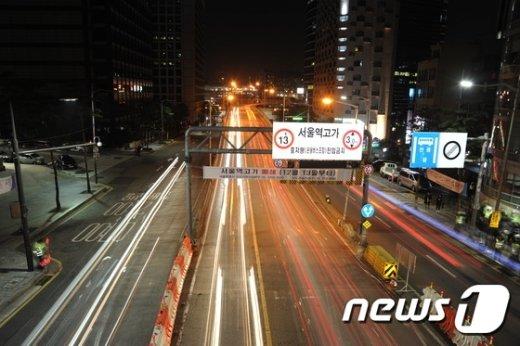 [사진]서울역 고가, 역사 속으로