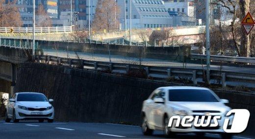 [사진]텅 빈 서울역고가