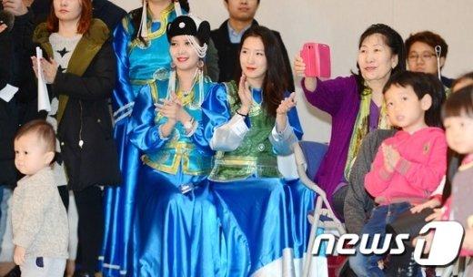 [사진]송년 다문화 축제