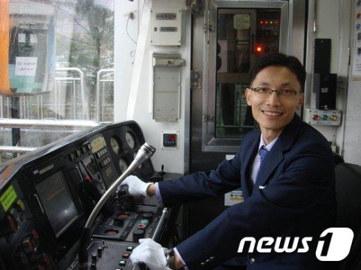 곽익호 기관사. © News1