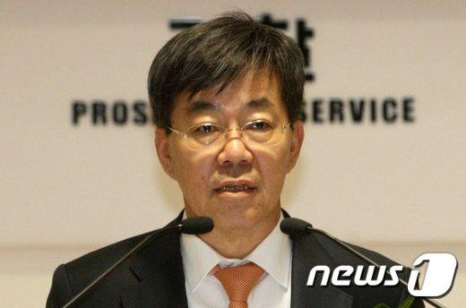 이영렬 서울중앙지검장./뉴스1 DB