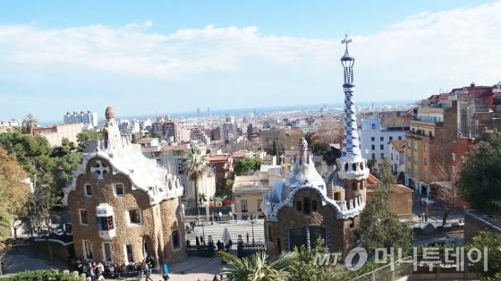 유럽여행지 가운데 스페인 예약이 인기다/사진제공=인터파크투어