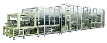 탑엔지니어링 LCD 기판유리 절단장비(스크라이버)