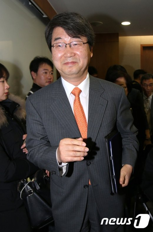 [사진]삼성전자 반도체 '재해예방대책'에 관한 최종 합의, '조정위원장 미소의 의미는'