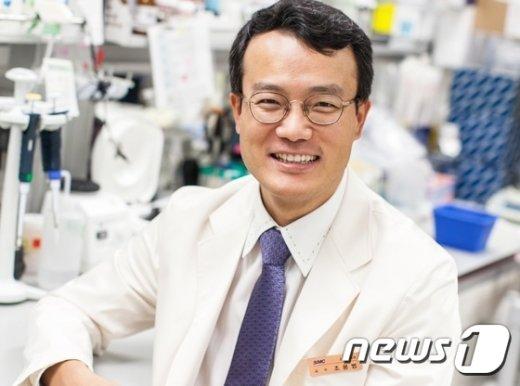 삼성서울병원 대장암센터 조용범 교수./© News1