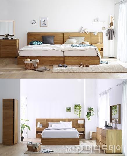 [신상품 라운지]까사미아, 조합-분리 자유로운 침실 '라이프' 출시
