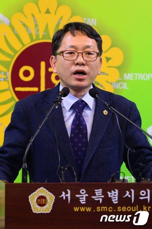 [사진]'서울시의회의 누리예산 집행 방침은...'