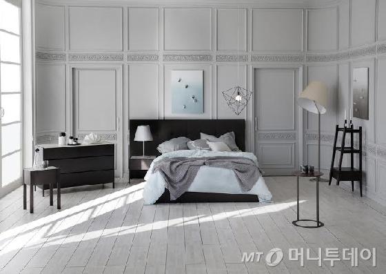 [신상품 라운지]시몬스, 편안한 감성을 담은 침대 프레임 '베젠' 출시