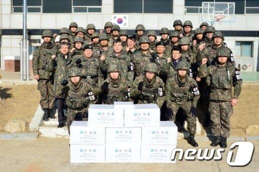 [사진]육군 제22사단 찾은 송언석 차관