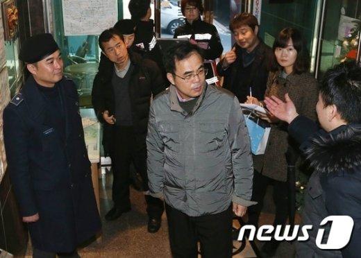 [사진]김종 차관 '관광 관련 숙박시설 현장 점검'