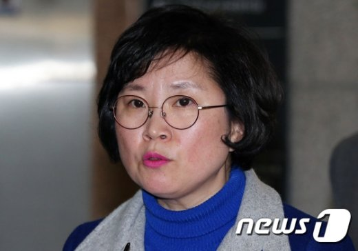 [사진]입장 표명하는 김현 의원