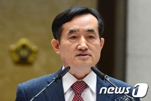 신영철 전 대법관. © News1