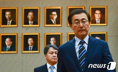 김수남 검찰총장이 /뉴스1 © News1
