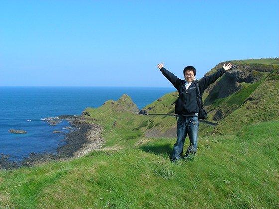 아일랜드 교환학생 기간중 곳곳을 여행하며 보냈다.