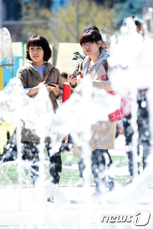 [사진]'봄이 왔어요'