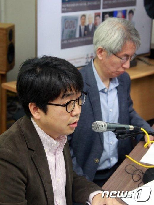 [사진]뉴스타파 '노태우 전 대통령 장남, 조세도피처에 페이퍼컴퍼니 설립'