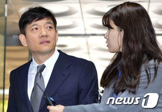 [사진]서홍민 리드코프 부회장 '질문 사양'