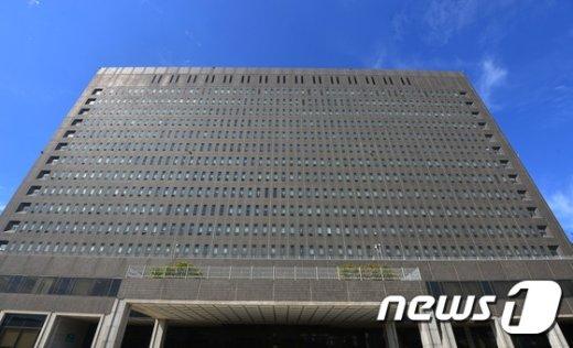 서울 서초구 서초동 서울중앙지검. /뉴스1 © News1 변지은 인턴기자