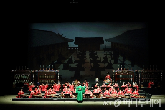 세종대왕 이야기를 국악으로 재현하는 '세종음악기행' /사진제공=세종문화회관