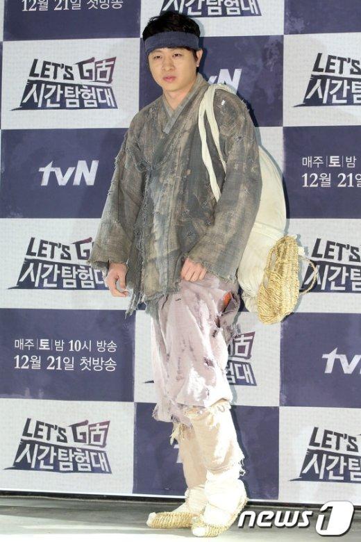 개그맨 유상무. 2013.12.17 스타뉴스/뉴스1