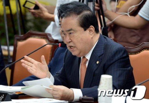 문희상 더불어민주당 의원. © News1