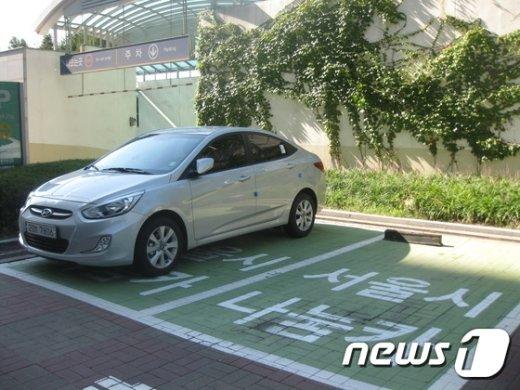 서울시 나눔카. © News1