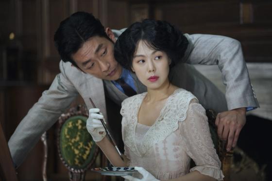 영화 '아가씨' 스틸컷/사진제공=CJ엔터테인먼트