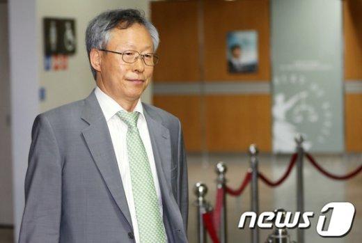 조대현 전 헌법재판관. ⓒ News1
