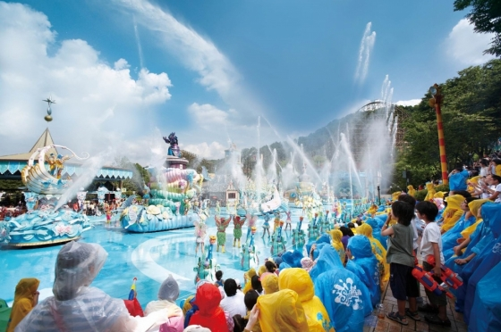 에버랜드가 오는 16일부터 8월28일까지 74일간 진행하는 대표 여름 축제 '썸머 스플래쉬(Summer Splash)'. /사진제공=에버랜드