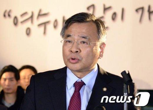 박영수 변호사. © News1