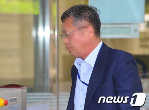 [사진]CDI 대표 이모씨 영장실질심사