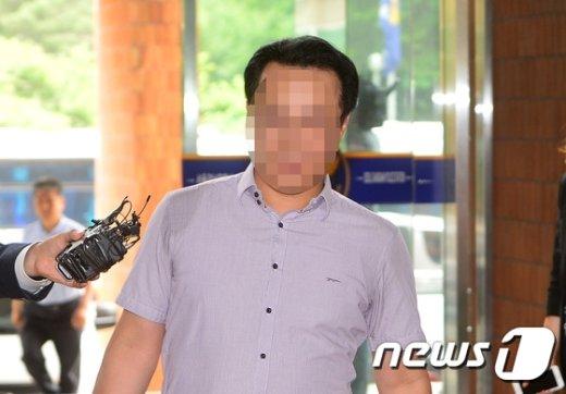[사진]'성폭행 논란' 박유천측, 공갈·무고죄로 맞고소