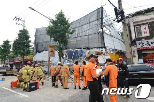 현장사진.2016.7.18/뉴스1 © News1 민경석 기자