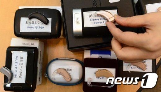 [사진]보청기 가격·품질 비교정보 브리핑