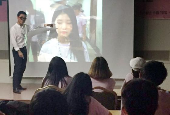 상명대 양종훈, '사진으로 세상을 바꾼다' 특강