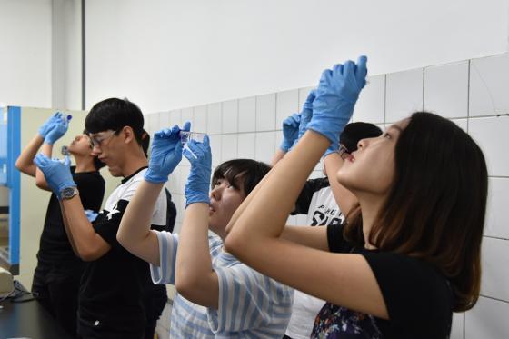 인하대, 청소년 전공체험 프로그램 성료