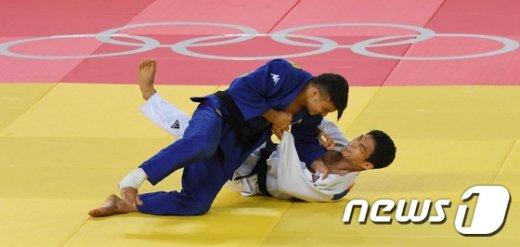 [사진]이탈리아 바실리 파비오 '금메달이다!'