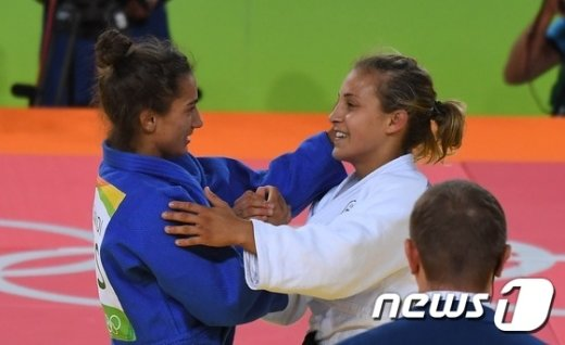 [사진]금메달 축하해!
