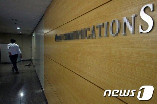 [사진]대우조선비리, 홍보대행업체 압수수색한 검찰