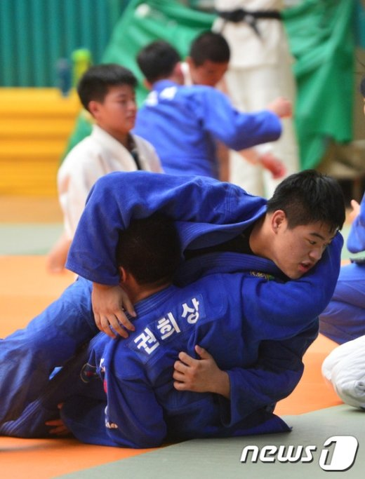 [사진]'나도 미래의 금메달리스트'