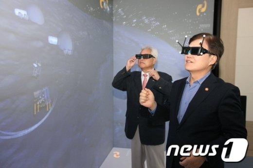 [사진]'VR체험 신기하네요'