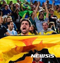 브라질관중