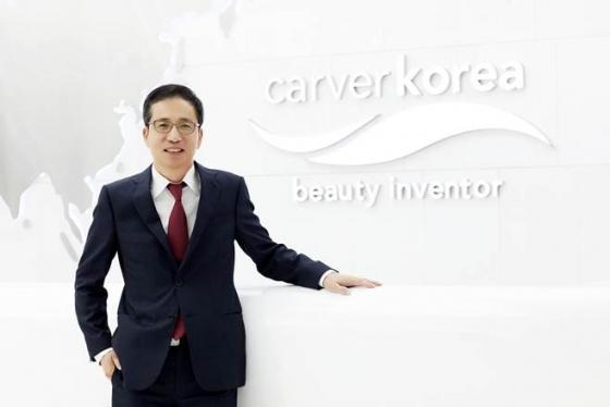 표주영 카버코리아 신임 대표/사진제공=카버코리아