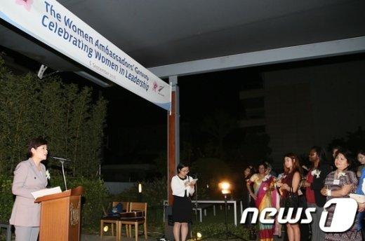 [사진]'주한 뉴질랜드 대사관 초청 리셉션'