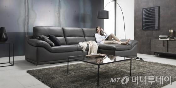 현대리바트 그란디오 소파